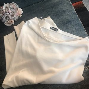 Tom Ford cashmere loose structure sweater